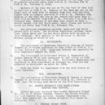 General Order #7 of 1932 announcing the retirement of Lieutenant George J. Baumeister, Engine Co. 48, effective February 11, 1932.